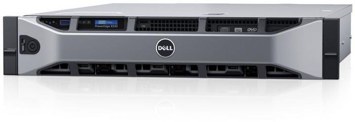 Dell Serwer PE R530/Chassis 8 x 3.5/Xeon E5-2620 v4 PER530PL4
