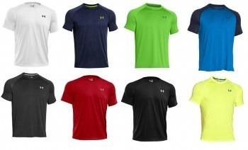Under Armour T-shirt męska HeatGearR Tech Shortsleeve T 1228539