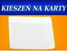 Opus Etui na karty kredytowe dostępowe identyfikator holder O.BADGE-ETUI