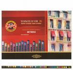 Opinie o Koh-i-noor Kredki pastele suche Toison Dor 12 kolorów 8512N