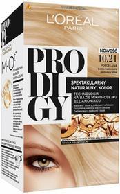 Loreal Prodigy5 10.21 Porcelana-bardzo.bardzo jasny opalizujący blond