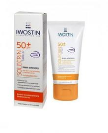 Iwostin Capillin krem ochronny dla skóry naczynkowej SPF50+ 50ml