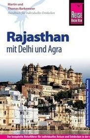 Barkemeier, Martin Reise Know-How Rajasthan mit Delhi und Agra Barkemeier, Martin