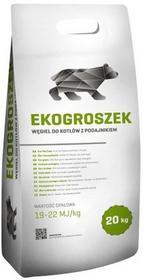 Tani OpałEkogroszek miękki  20 kg