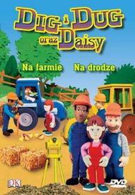 Dig Dug oraz Daisy. Na farmie i na drodze
