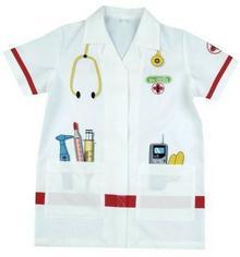 KLEIN 4614 Fartuch małego lekarza dla dzieci 4614