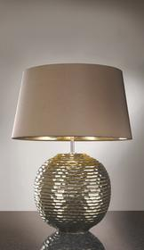 Elstead Lighting Lampa stołowa LUIS COLLECTION LUI/CAESAR Złoto + LUI/LS1018 -