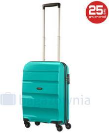 Samsonite AT by Mała walizka kabinowa AT BON AIR 59422 Turkusowa - turkusowy