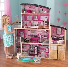 KidKraft Kidkraft - Domek Dla Lalek Barbie - Błyszcząca Willa - 65826