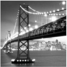 San Fransisco (B&W) - reprodukcja