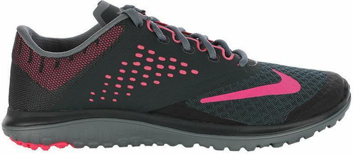 7510928bf8021 Nike FS Lite Run 2 684667-005 czarno-różowy – ceny
