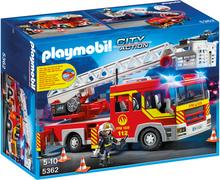 Playmobil 5362 City Action - Wóz strażacki z drabiną