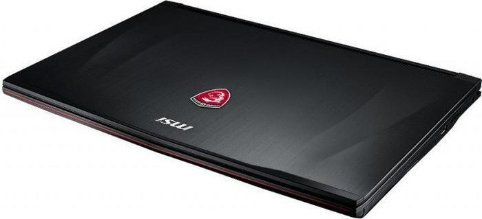 "MSI GE62 2QE-027XPL 15,6"", Core i7 2,6GHz, 8GB RAM, 1000GB HDD (GE62 2QE-027XPL)"