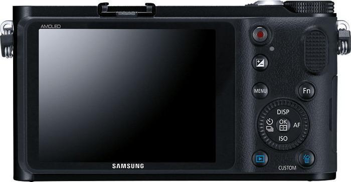 Samsung NX210 + 18-55 III kit 3D