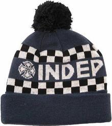 Independent czapka zimowa męska FINISHLINE BEANIE Denim