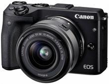 Canon EOS M3 +15-45