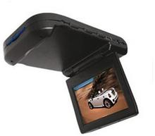 Wysokiej jakości cyfrowy rejestrator obrazu i trasy, z wyświetlaczem