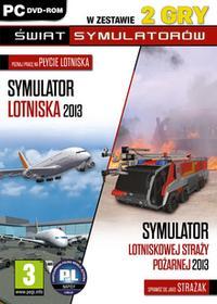 Symulator Lotniskowej Straży Pożarnej 2013 + Symulator Lotniska 2013 PC
