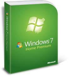 Microsoft Windows 7 Home Premium 32/64 bit ESD