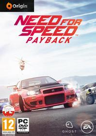 EA Games Need For Speed Payback ORIGIN