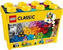 LEGO Kreatywne klocki duże pudełko