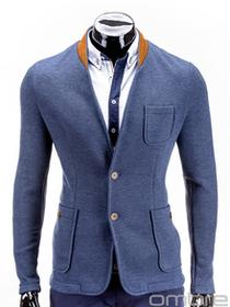 Ombre Clothing MARYNARKA M07 - JEANSOWA