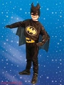 Sezamik STRÓJ karnawałowy Człowiek Nietoperz Batman 0088