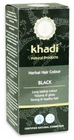 Khadi Henna do włosów czarna 100g