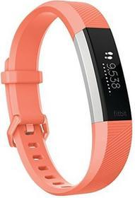 Fitbit Alta HR bransoletka z funkcją pomiaru tętna i monitorem aktywności fizycznej, pomarańczowa, S 164153