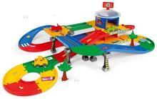 Wader Kid Cars 3D Garaż z trasą 5,5 m 53130- #A1 1762