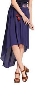 Morgan Spódnica dla kobiet, kolor: niebieski - Bleu, rozmiar: 36