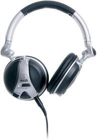 AKG K 181 DJ czarno-srebrne