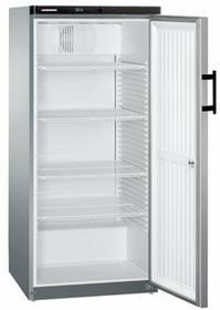 Liebherr Szafa chłodnicza 554l srebrna Gkvesf 5445