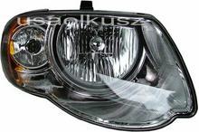 ROZNI Prawy reflektor USA Chrysler Voyager Town&Country 2005-2007