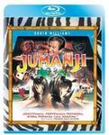 Jumanji Blu-Ray) Joe Johnston