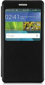 Etui flip Cover S-View czarny do Huawei P8 LITE czarny 945