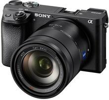 Sony A6300 + 16-70 mm czarny