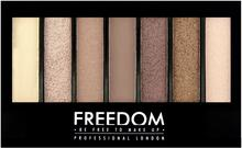 Freedom Pro Shade & Brighten Paleta do makijażu Stunning Rose Kit 1 szt