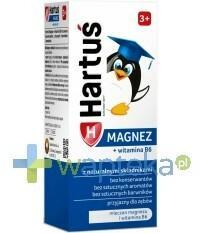 Laboratoria Natury Hartuś magnez z B6 150 ml