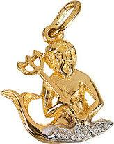 Tyfanit Złoty znak zodiaku - wodnik ZZ11