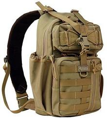 Maxpedition Gearslinger Sitka plecak turystyczny, pojemność: 10 l, beżowy, jeden rozmiar MAXP-431-K