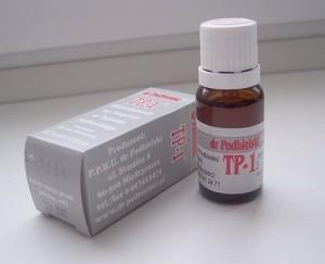 Podbielski TP-1 Preparat dr PODBIELSKIEGO MIKROELEMENTY KOBALT + MAGNEZ + CYNK 86