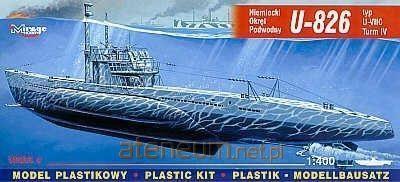 """Mirage Hobby Okręt Podwodny """"U-826"""""""