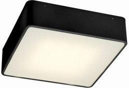 Kaspa Flat LED 35 plafon Czarny 30299102