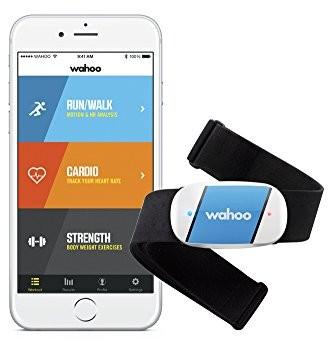 Wahoo TICKR pas do pomiaru tętna dla urządzeń iPhone oraz Android 4093