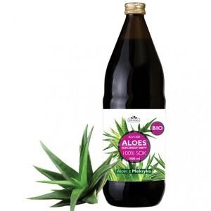 Dr Gaja 100% sok z Aloesu ALV1200 BIO 1000 ml ALV12001000