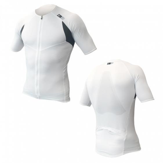 ZEROD Koszulka triathlonowa TT AERO Singlet Męska