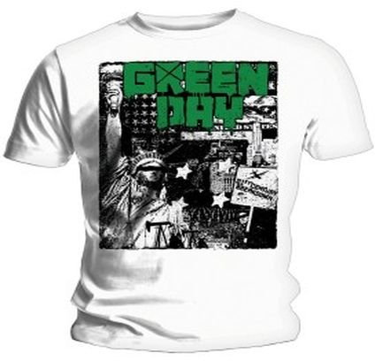 Universal Music Green Day - Statue Of Liberty