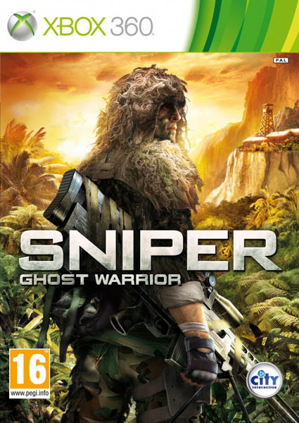 Opinie o   Sniper Ghost Warrior Xbox 360