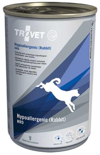 Trovet RRD Hypoallergenic Rabbit 400g